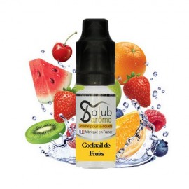 Cocktail de fruits - Arôme concentré e-liquide Solubarome