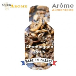 Food aroma - Champignon note Paris
