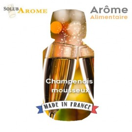 Food aroma - Champenois mousseux