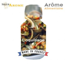 Arôme alimentaire - Coquillage