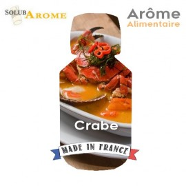 Crabe - Arôme alimentaire