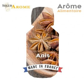 Arôme alimentaire - Anis naturel