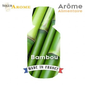 Bambou - Arôme alimentaire