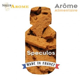 Biscuit Speculos - Arôme alimentaire