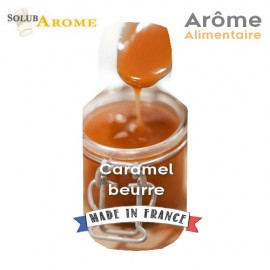 Arôme alimentaire - Caramel beurre