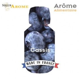 Arôme alimentaire - Cassis naturel