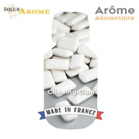 Chewing gum Menthe - Arôme alimentaire