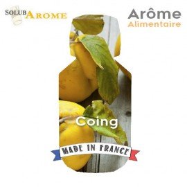 Arôme alimentaire - Coing