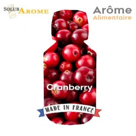 Cranberry - Arôme alimentaire