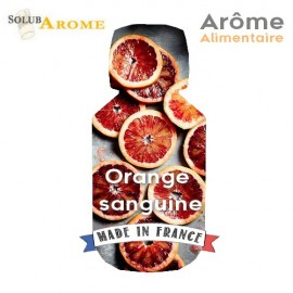 Food aroma - Orange sanguine Brésil naturelle