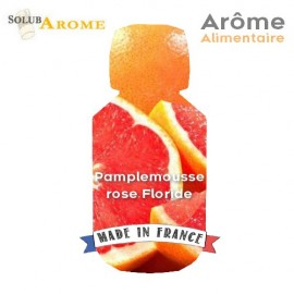 Pamplemousse rose naturel - Arôme alimentaire
