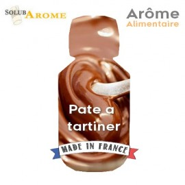 Pate a tartiner noisette chocolat - Arôme alimentaire