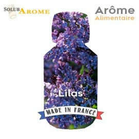 Arôme alimentaire - Lilas