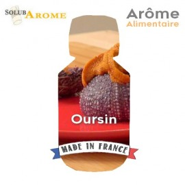 Food aroma - Oursin