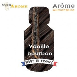 Arôme alimentaire - Vanille note bourbon