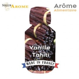 Arôme alimentaire - Vanille note Tahiti