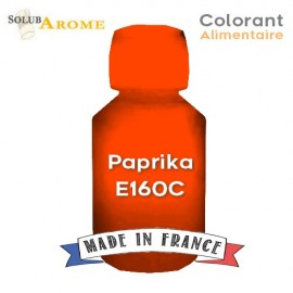 Colorant alimentaire - PAPRIKA E160C