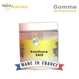 Gomme alimentaire - Xanthane E415 80G
