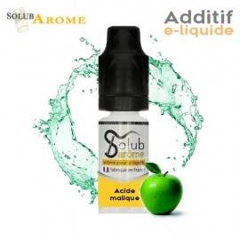 Acide Malique - Additif e-liquide