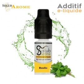 Basilic - Additif e-liquide