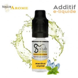 Menthol Crystal - Additif e-liquide