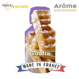Arôme alimentaire - Gaufre