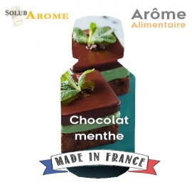 Arôme alimentaire - Chocolat menthe