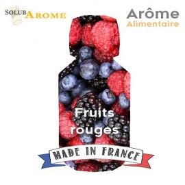 Fruits rouges - Arôme alimentaire