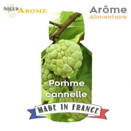 Arôme alimentaire - Pomme cannelle