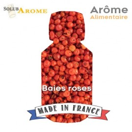 Baies roses - Arôme alimentaire