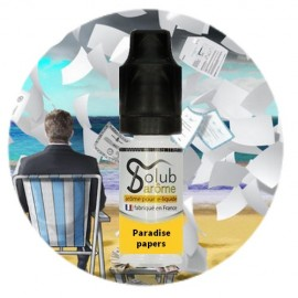 Paradise papers - E-liquid aroma