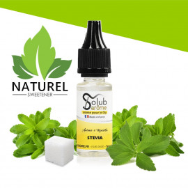 Stévia naturelle - Additif eliquide