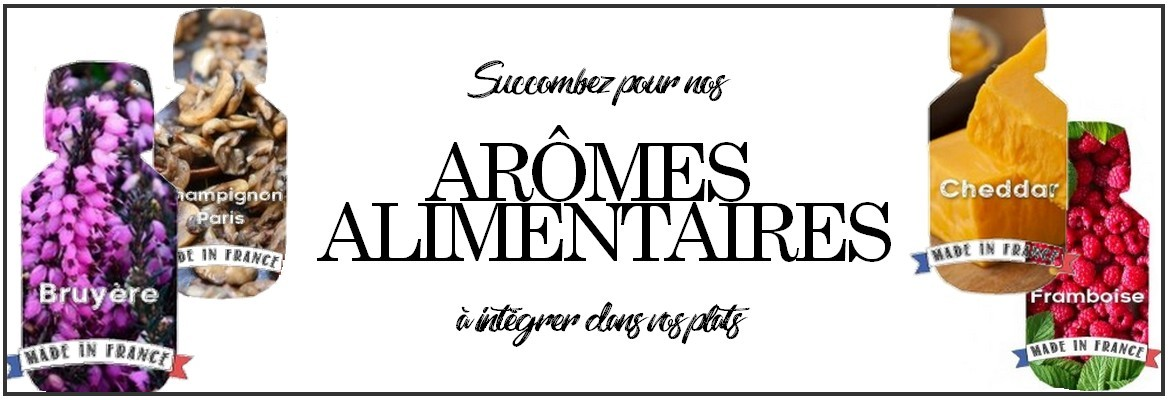 Arômes alimentaires - Solubarome