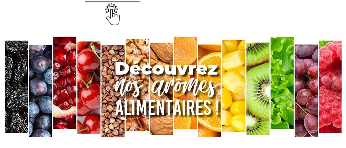 Arômes alimentaires 0418